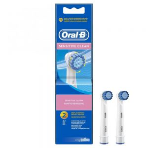 Oral-B Opzetborstels Sensitive Clean 2 stuks